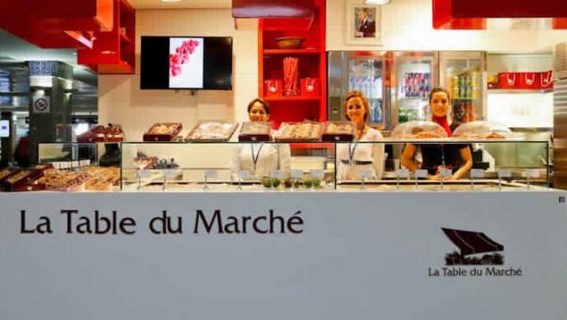 La 8e table du march ouvre marrakech - A la table du marche narbonne ...