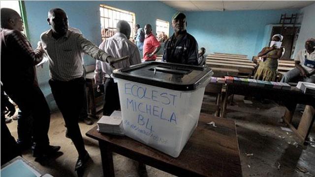 Gabon élection