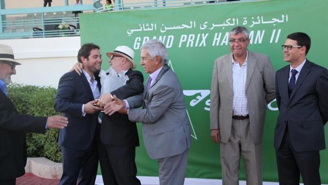 GP Hassan II des courses hippiques3