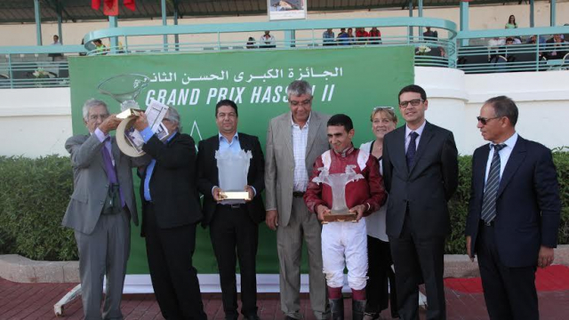 GP Hassan II des courses hippiques5