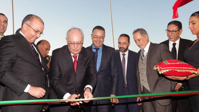 Abdellatif Kabbaj et Lahcen Haddad,ministre du tourisme