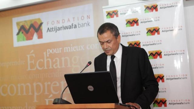 Boubker Jai,DG Attijariwafa bank