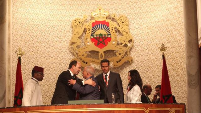 Diapo benchemmass lu pr sident de la chambre des for Chambre criminelle 13 octobre 2004