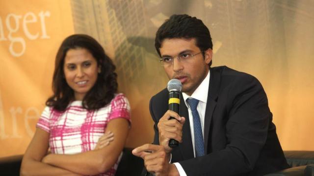 Mamoun Bouhadhoud, ministre délégué,chargé des petites etreprises et l'intégration du secteur informel