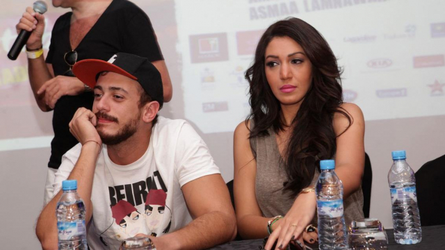 Saad Lamjarred et Asmaa Lamnawar