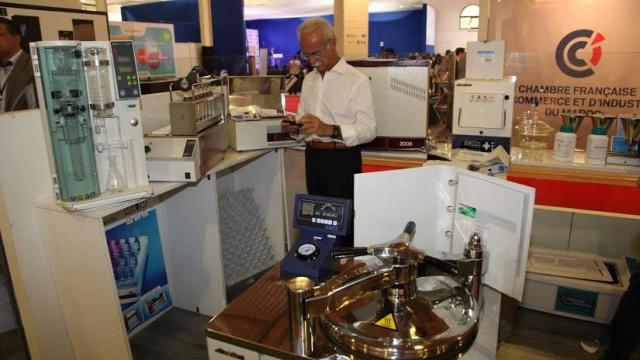 L'industrie chimique et parachimique à l'honneur au salon KIMIA AFRICA6