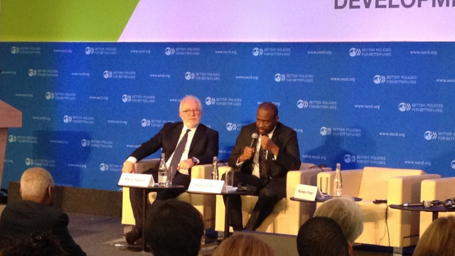 OCDE MALI Ancien premier ministre Moussa Mara
