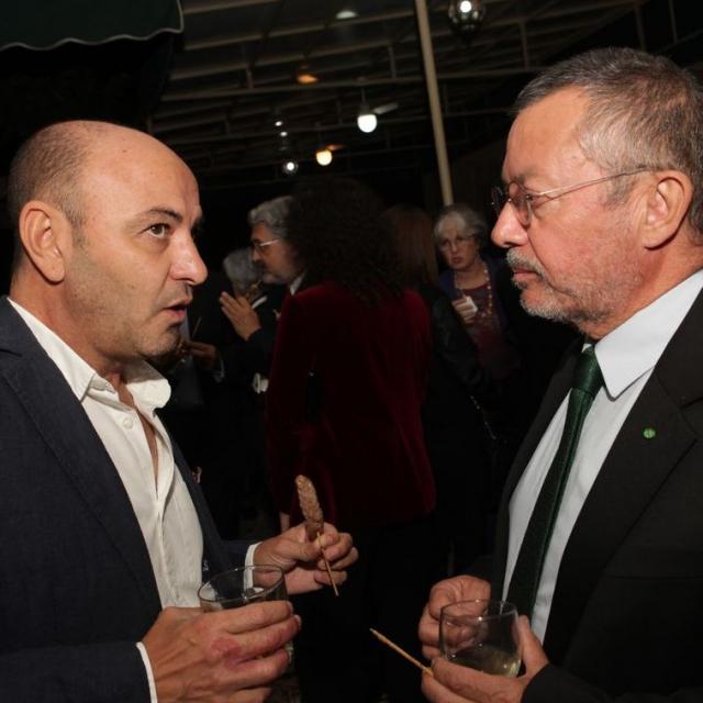 Khalil Nemmaoui et Amine Kabbaj