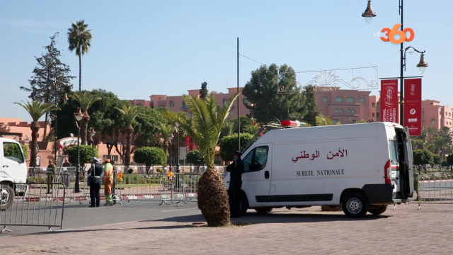 Cover Vidéo... Sécurité Marrakech