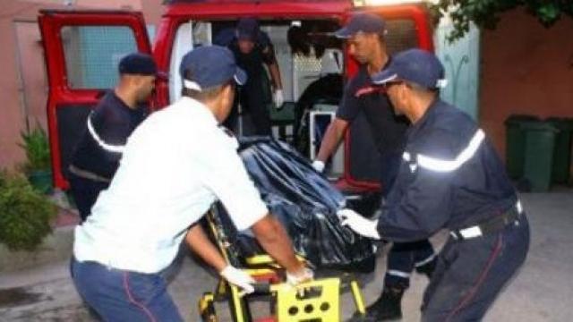 Ambulance cadavre