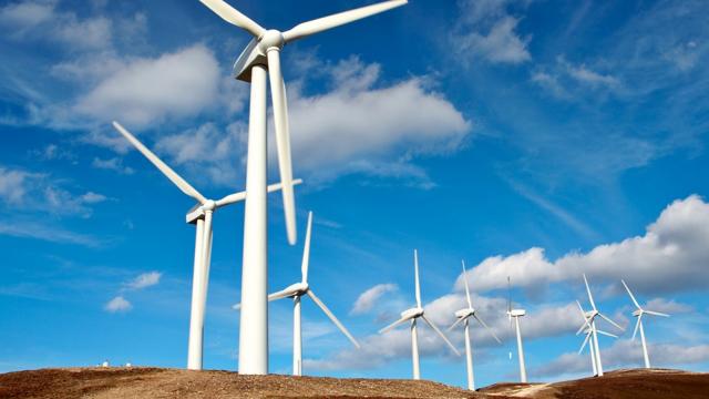 Energie renouvelable éolienne