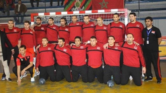 Maroc-handball