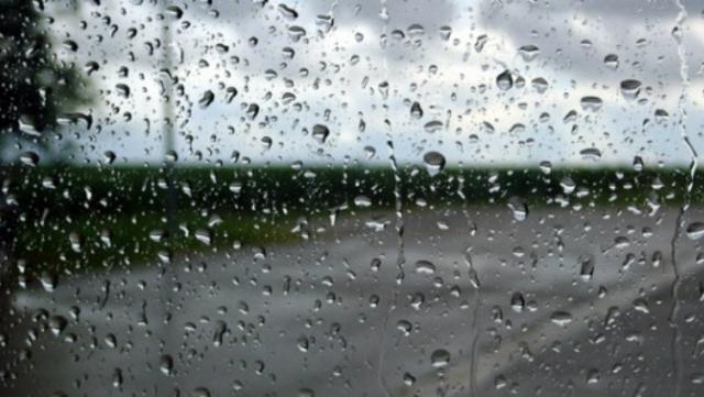 pluies