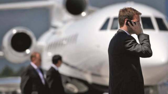 Aviation d'affaires