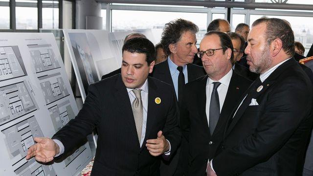 Centre marocain à Paris