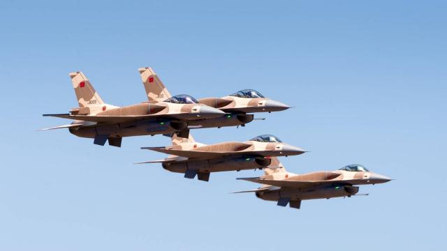 F16 marocains