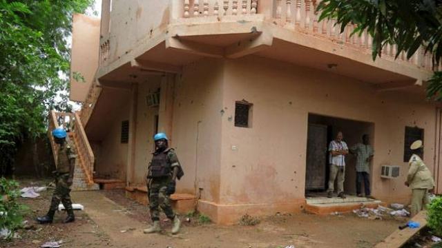 Attaque Terroriste: Mali: Une Attaque Terroriste Contre Un Camp De La Minusma