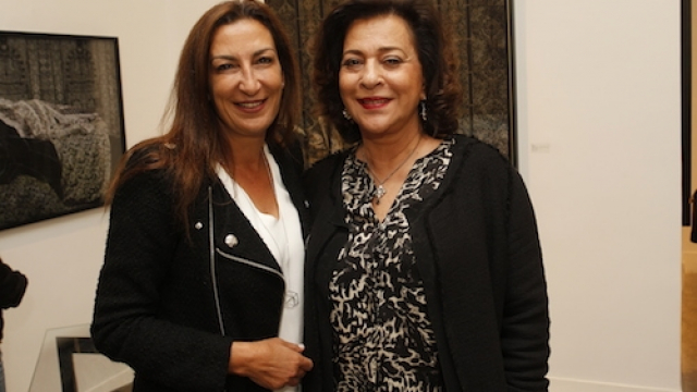 Fadela Bennani Smires et Aicha Amor