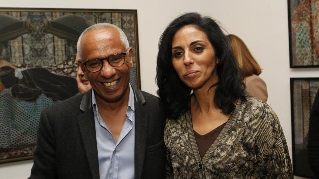 Yamou et Majida KHattari