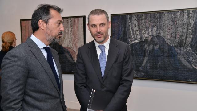 Omar Yacoubi et Hassan Berdrai