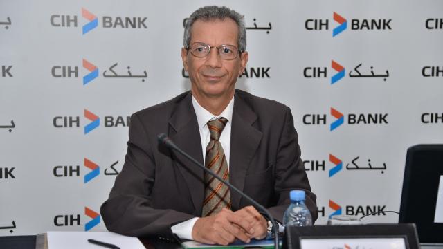 Ahmed Rahhou, PDG du CIH