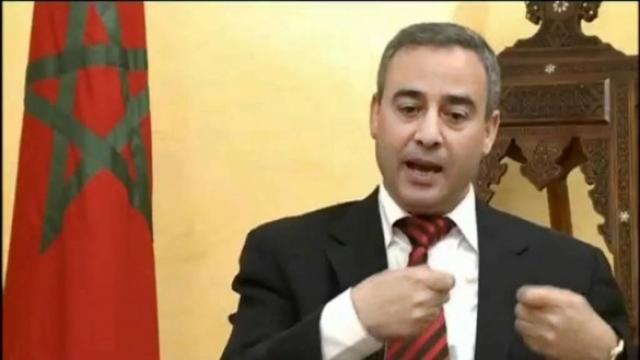 Aziz Benazouz, membre du bureau du PAM
