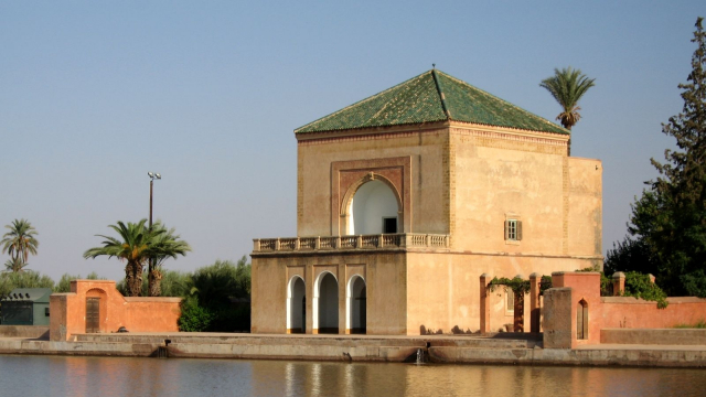 Menara de Marrakech