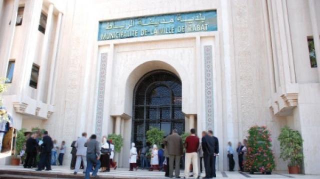 Mairie de Rabat