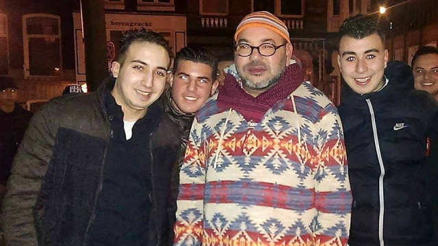 Mohammed VI-Voyage1