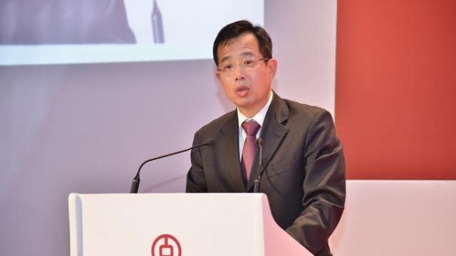 sun shuzong ambassader de chine