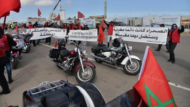 Marche des motards contre Ban Ki-moon-2