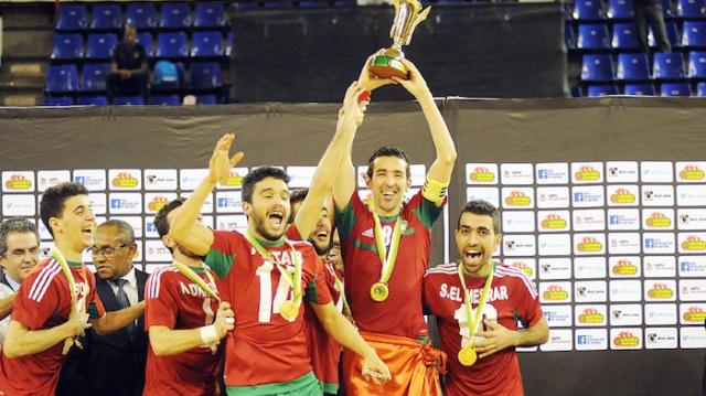 Futsal-Adil Habil