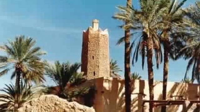 mosquée saharienne