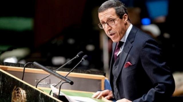 La Gifle de L'Ambassadeur Hilal à son homologue Vénézuélien à l'ONU