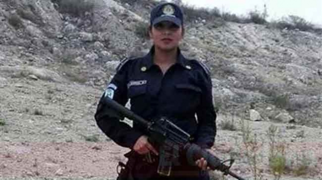 POLICIAIRE MEXICAINE