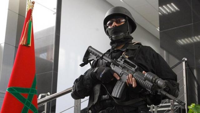 Arrestation terroriste
