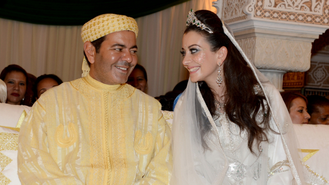 Moulay rachid - Mariage