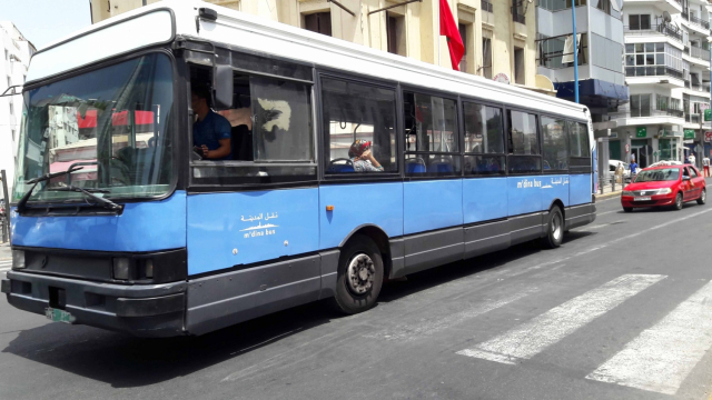 M'dina bus 1