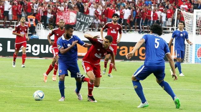 Wydad-Al Ahly: 0-1