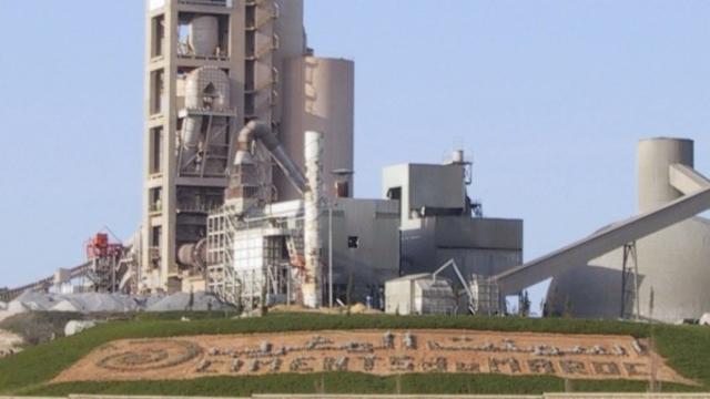 ciments du maroc usine de ciments