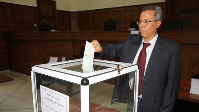 ELECTION CONSEIL SUPERIEUR DU POUVOIR JUDICIAIRE2