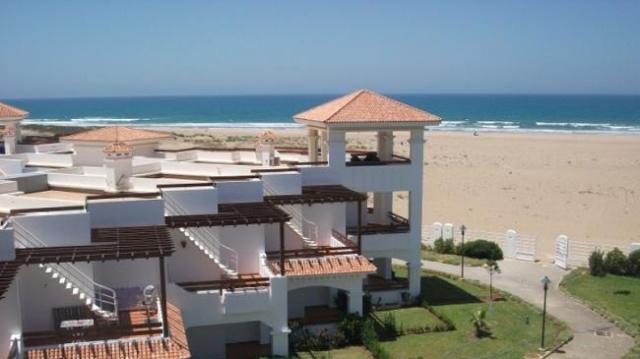 Belle plage de Tanger