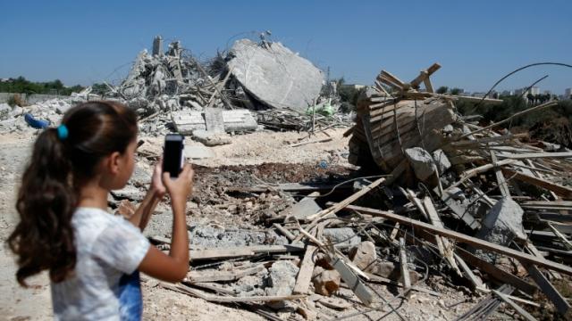 Maison palestinien