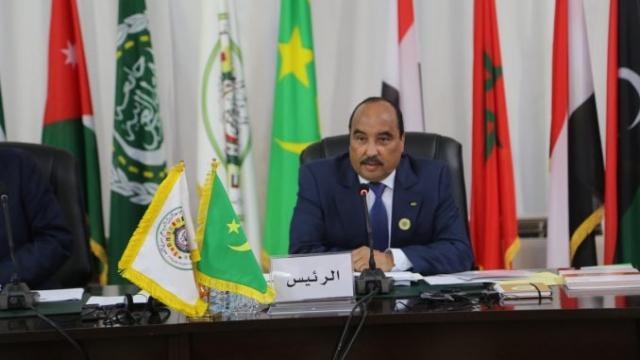 Mohamed Ould Abdelaziz