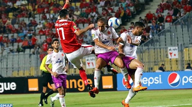 Wydad-Al Ahly