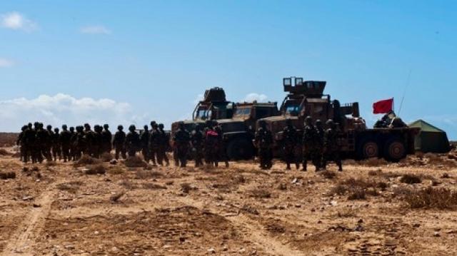 armée marocaine