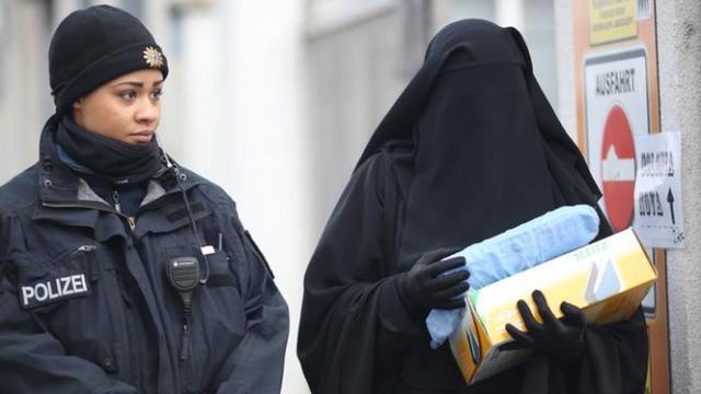 BurqaAllemagne