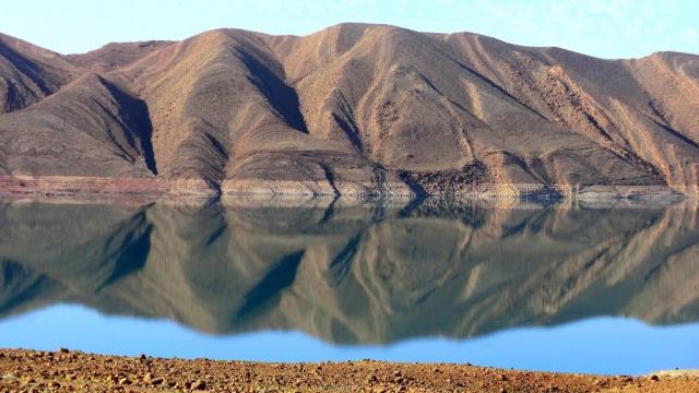 Barrage Hassan Addakhil