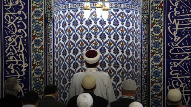 Imam mosquée