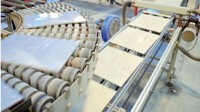 Industrie céramique